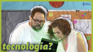 Desabafo de um professor - 2ª temporada - Episódio: Tecnologia