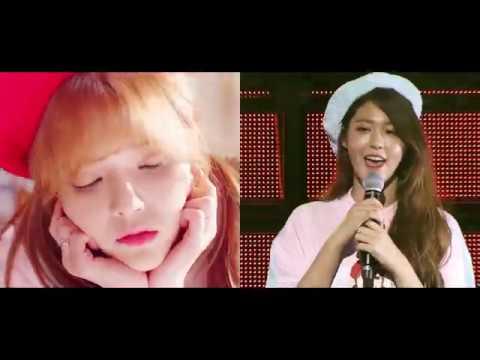 AOA(JIMIN) _CALL YOU BAE(Feat. SEOLHYUN)
