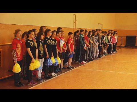 У Коломиї провели спартакіаду серед школярів «Молодь проти злочинності»