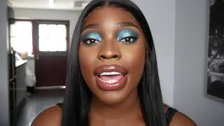 NEW Sleek i-Divine eyeshadow palettes with Bernicia Boateng 🔥