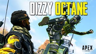 Dizzy Octane Gameplay 17 Kills With Random Squad Apex Legends Highlights