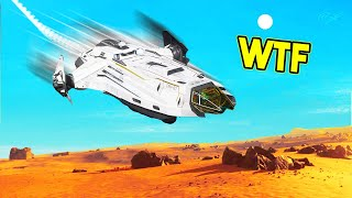Star Citizen WTF & Funny Moments #283