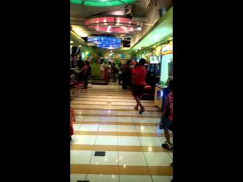 Calix madrid dance move