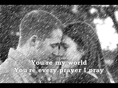 Helen Reddy - You're My World (Lyrics)