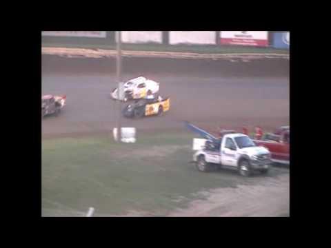 Eagle Raceway Sport Compact B Feature on 7-30-16