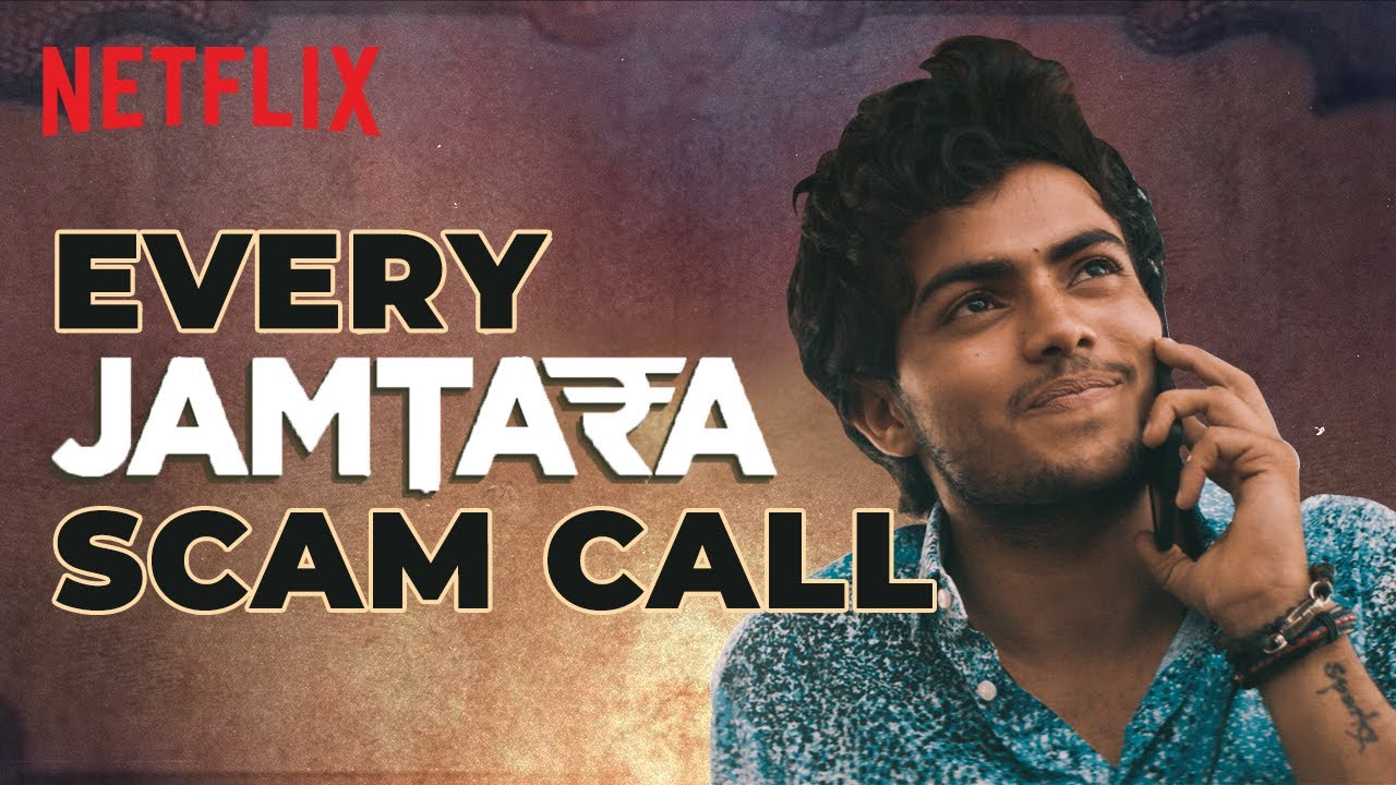 Every Credit Card Scam Call From Jamtara Netflix India Youtube