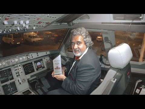 Vijay Mallyau0027s Luxury Jet Attracts Global Suitor