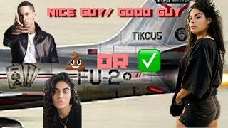 TRASH or PASS!! Eminem ft Jessie Reyez (Nice Guy & Good Guy)Kamikaze [REACTION]