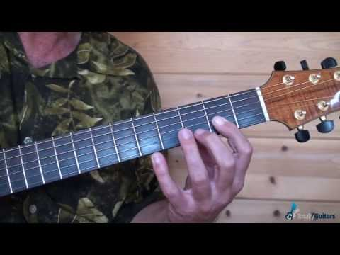 Forever In Blue Jeans  - Guitar Lesson Preview