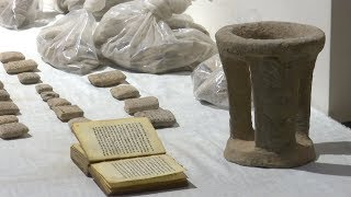 1,300 stolen artifacts returned to National Museum of Iraq