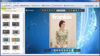 Flip HTML5 - Free Page Turning Maker to Make Page Turn HTML5 & jQuery Magazine thumbnail