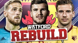 REBUILDING WATFORD!!! FIFA 18 Career Mode