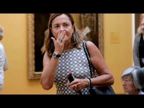 'Foto Orrenda', Barbara Palombelli Criticata Per Lo Scatto Social: 'Ma Che Ha Messo ...?'