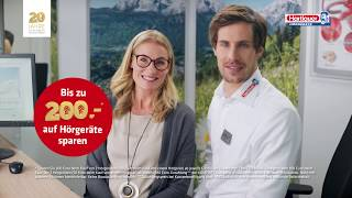 Hartlauer Werbespot - Hörgeräte