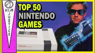 Kim Justice's Top 50 NES Games of All Time