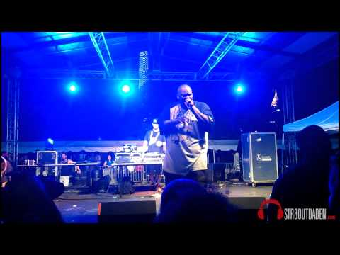 Killer Mike Performs Snappin & Trappin at the Creative Loafing Best of 2013 Party