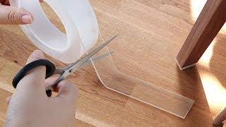 Best Nano Tape 2019 - Magic, Adhesive, Reusable