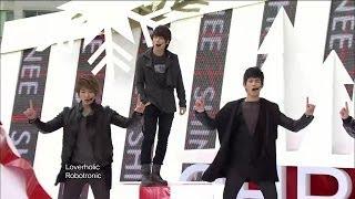 【TVPP】SHINee - Lucifer, 샤이니 - 루시퍼 @ Show Music core Live