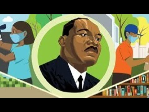 LA Works MLK Day of Service March on Washington World Tour