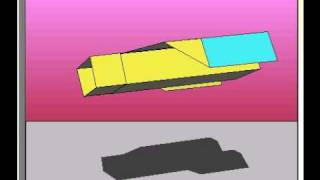 How To Fold The Ketch Paper Airplane