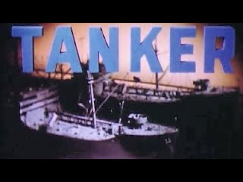 Tanker: The Sausalito Shipyards 1945 Educational Documentary WDTVLIVE42 - The Best Documentary Ever