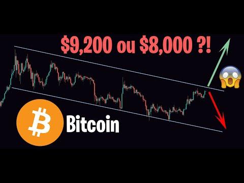 BITCOIN RETOUR AU DESSUS DE $9,000 ! DIRECTION $10,000 ?!  - Analyse Crypto Ethereum Altcoin - 28/01