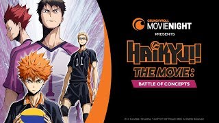 Haikyu!! The Movie: Battle of Concepts