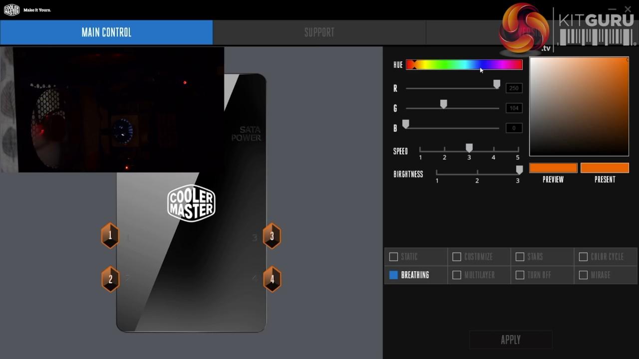 Cooler Master MasterFan Pro RGB Review