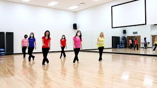 Not 20 Anymore - Line Dance (Dance & Teach in English & 中文)