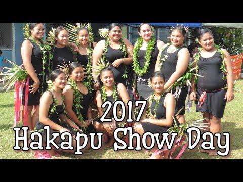 Hakapu Show Day Niue June 2017