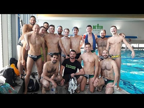 DRAG QUEEN MEETS WATER POLO TEAM BRUSSELS GAY SPORTS