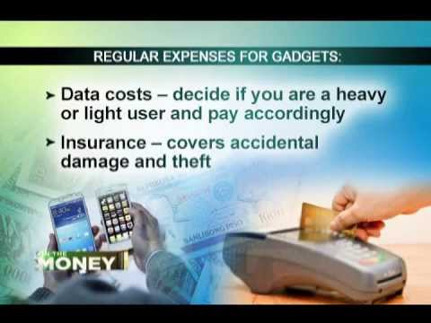 ANC On The Money: Hidden Costs of Gadgets
