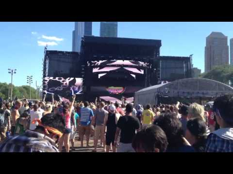Doctor P  Big BossScroobius Pip  The Struggle  at Lollapalooza 2012