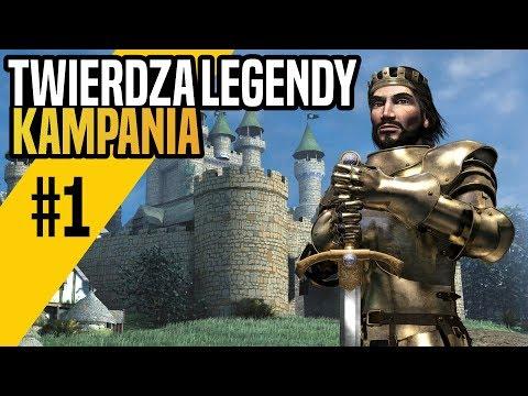 TWIERDZA LEGENDY - Kampania Króla Artura #1