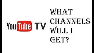 Video Youtube TV - What Channels Will I Get? - Youtube TV Add-Ons - Youtube Red - Review download MP3, 3GP, MP4, WEBM, AVI, FLV September 2018
