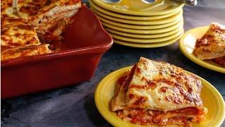 Try Judge Patricia DiMangos Classic Lasagna