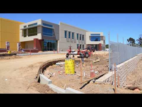 June update from the new Jackie Robinson Family YMCA