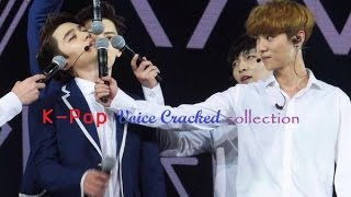 [PART 4] Kpop Voice Cracked Compilation