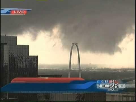 Dallas Tornado September 8, 2010