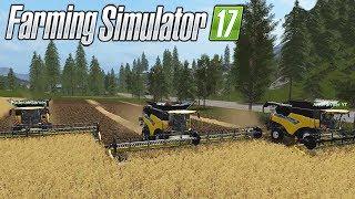 TREBBIAMO CON 3 CR10.90 w/Poderak-AlexFarmer #213 - FARMING SIMULATOR 17 GAMEPLAY ITA