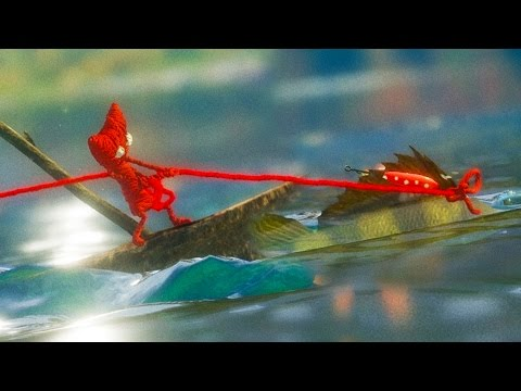 SOMETHING SMELLS FISHY | Unravel #2
