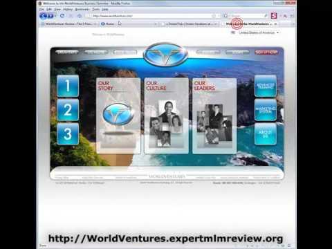 WorldVentures 5 Point Scam Analysis, Pyramid Scam or Legit?