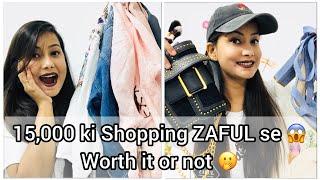 ZAFUL HAUL   15000 Shopping Worth it 👍or not 👎   Black Friday Sale   Cherry's World  