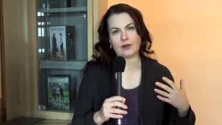 Filmmaker Danishka Esterhazy