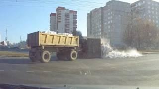 Подборка ДТП и ЧП из сообщества ru_chp №54, апрель 2017