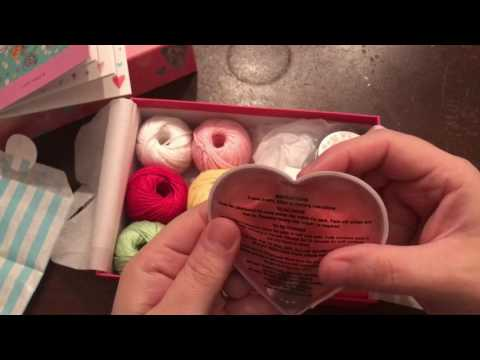 New Lion Brand Yarn Unboxing Live Coboo, ZZ Twist, Ombre