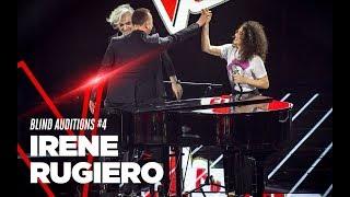 """Irene Rugiero  """"Applause"""" - Blind Auditions #4 - TVOI 2019"""