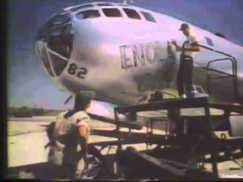 atomic bomb enola gay man mission