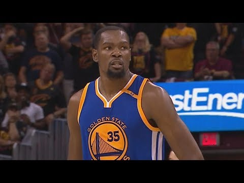 LeBron, Cavs Heartbreaking Loss! Kevin Durant Clutch 3s! NBA Finals 2017 Game 3 Warriors