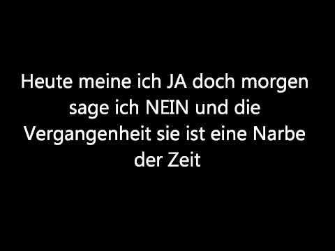 Metrickz feat. Richter - Eines Tages GF-lyrics